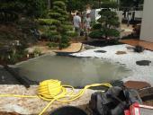 Création de jardin zen à Mandelieu